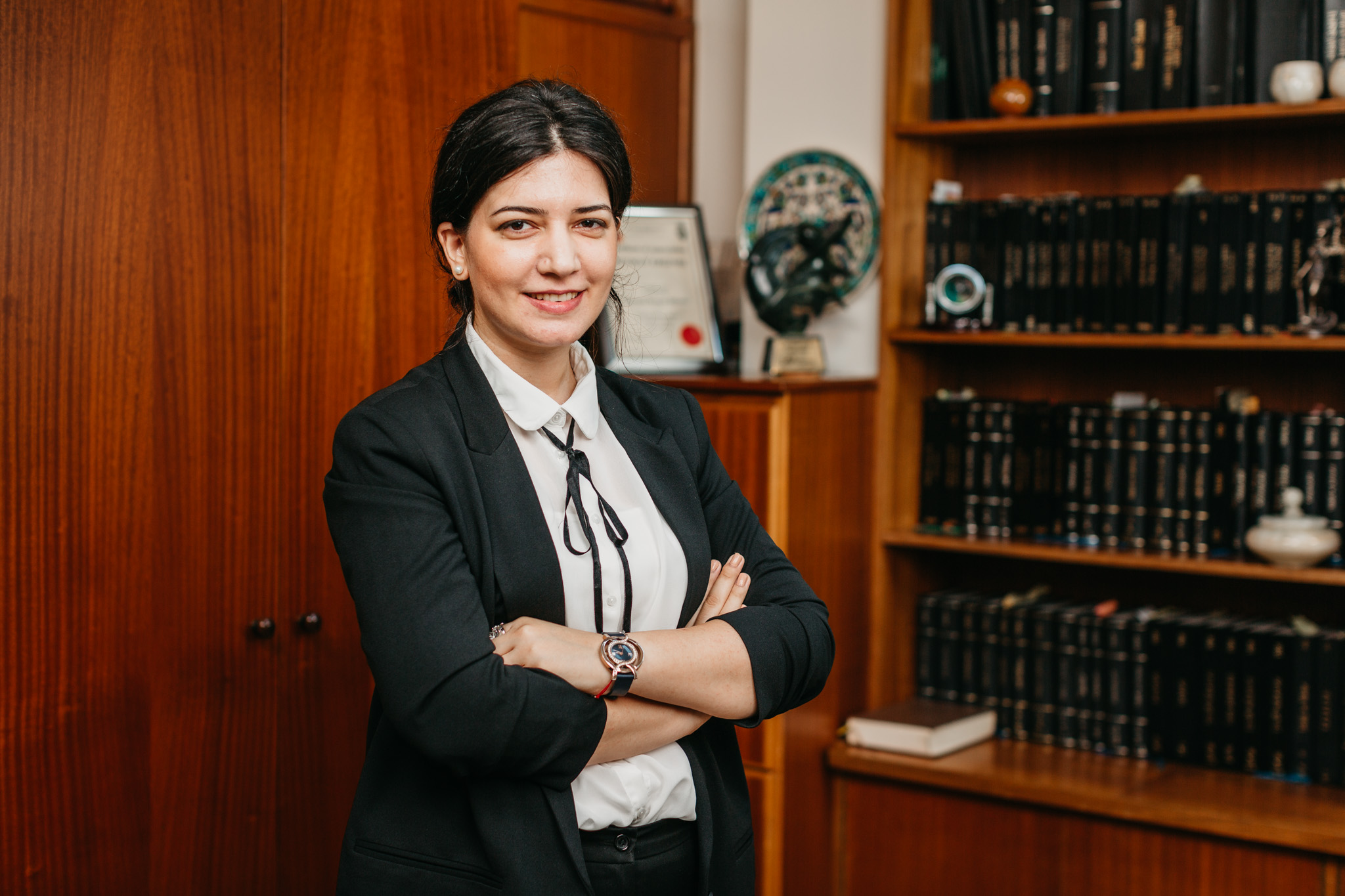 Günperi Şişman is an IP and corporate lawyer in Northern Cyprus. She deals with trademark registration, intelectual property disputes