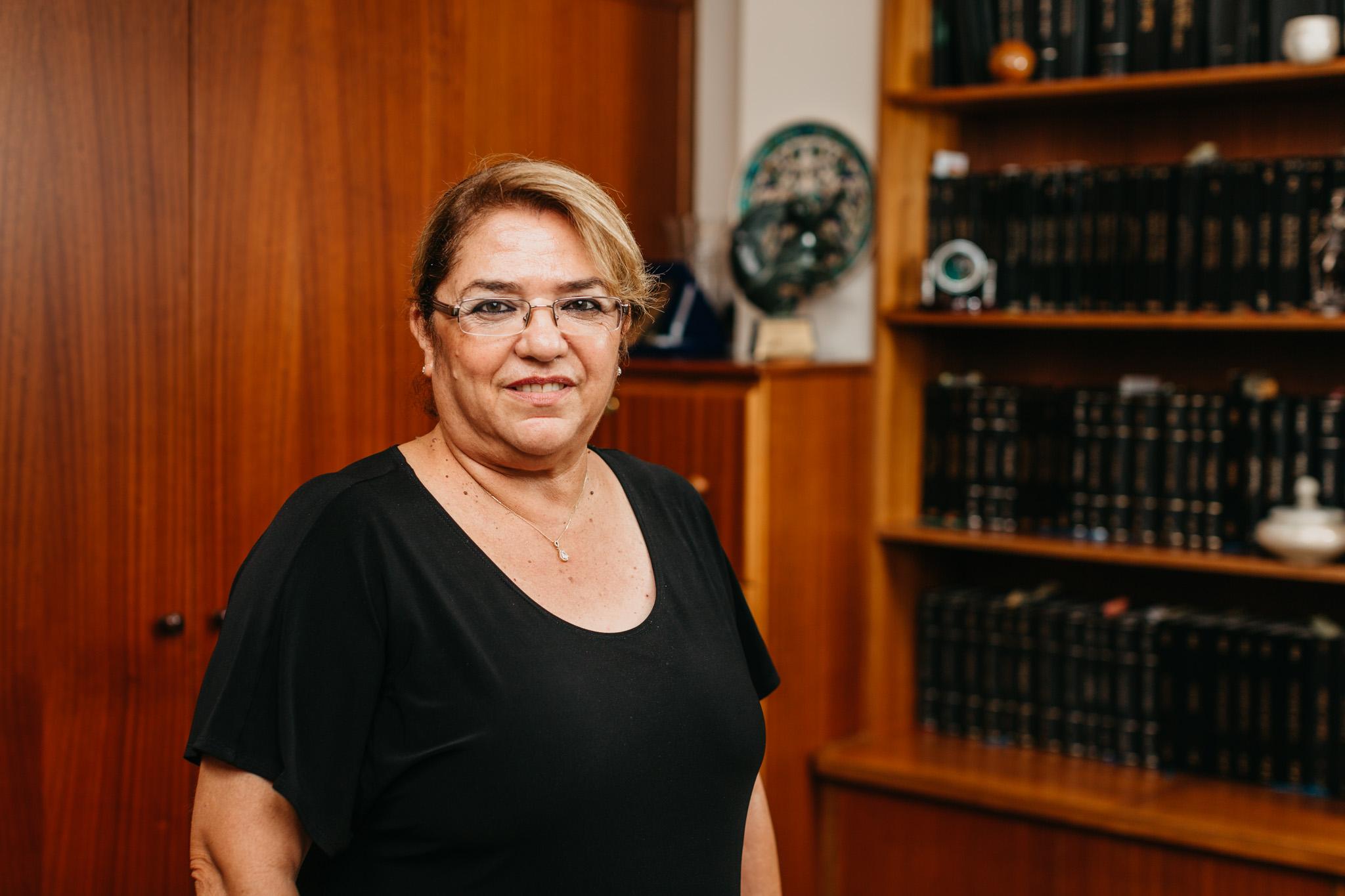 Havva Şanlıtürk is a senior secretary at Erginel Law. She has been working at Erginel Law since 1978. Havva is an expert at inheritance procedure