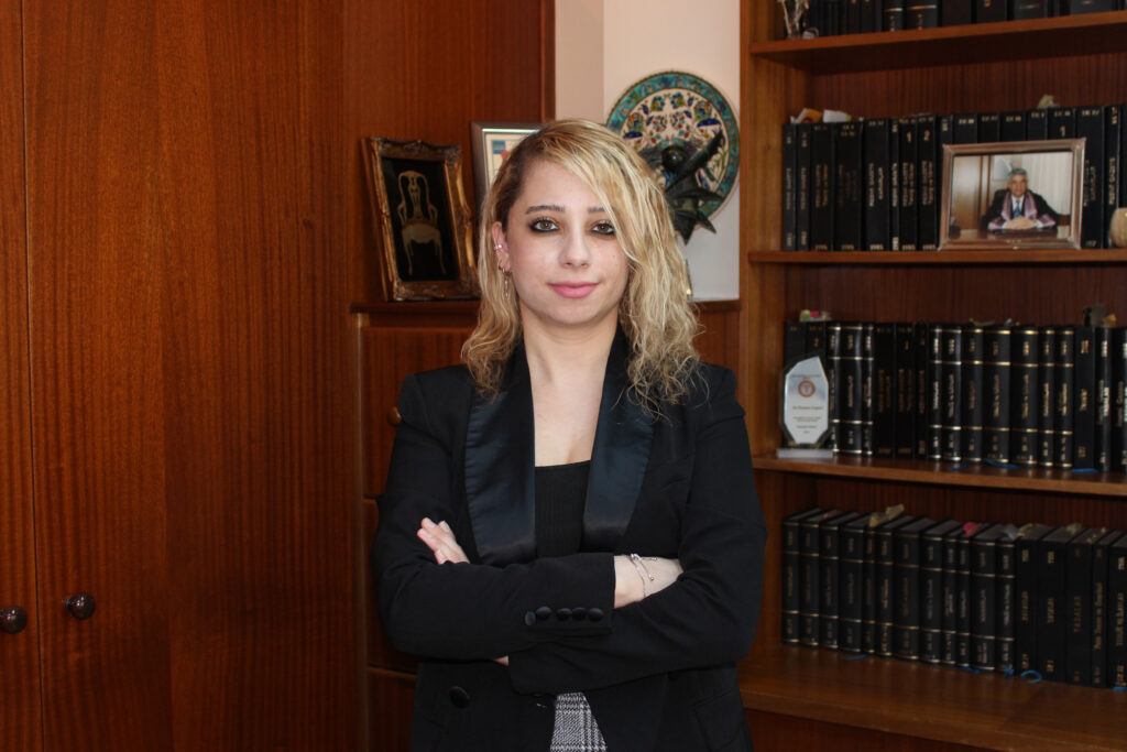 Sevim Onaç is a qualified advocate in Northern Cyprus - Girne. She is a member of litigation team at Erginel Law