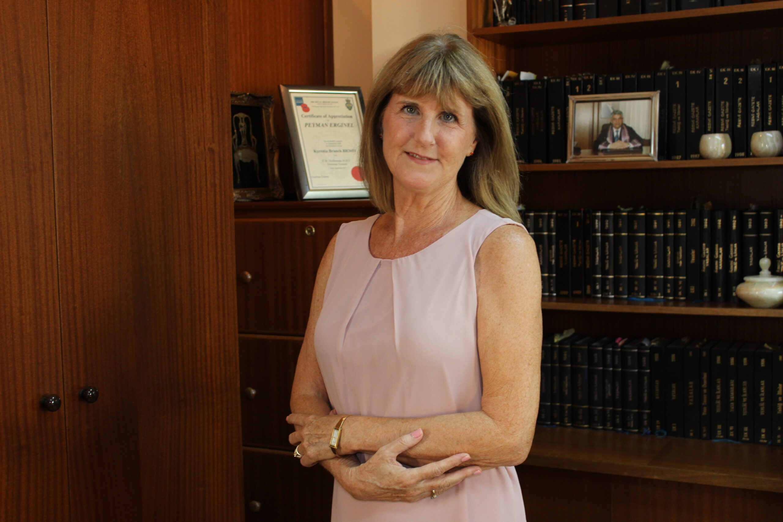 Maureen Jennings | Erginel Law - UK solicitor in Northern Cyprus